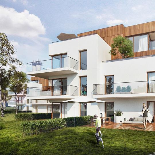 Zainwestuj w przyszłość już dziś i zarezerwuj mieszkanie w II etapie